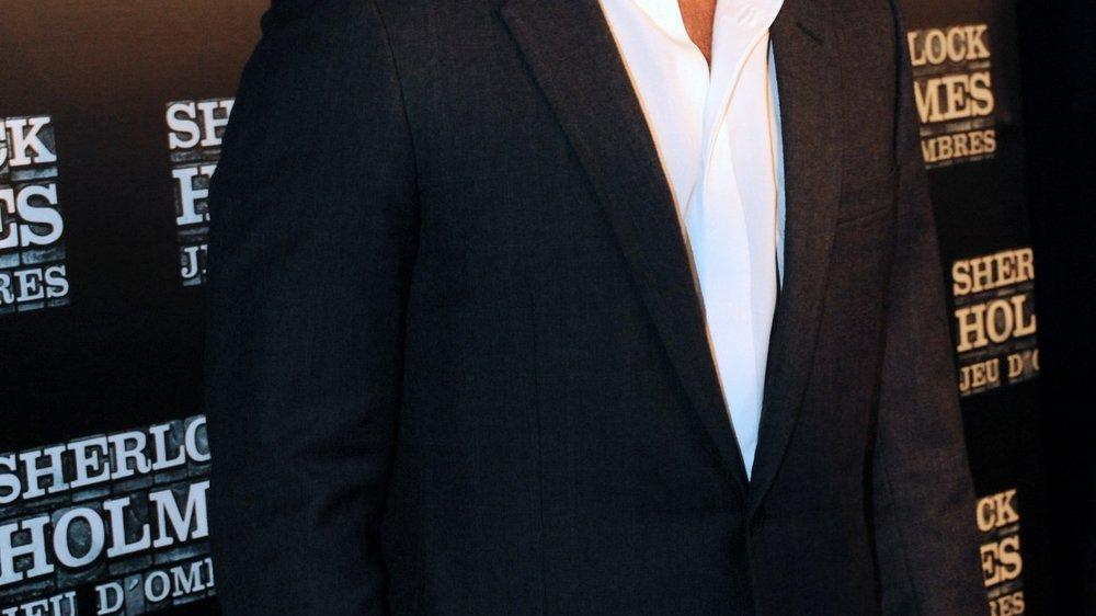 Jude Law hat eine neue Frau an seiner Seite