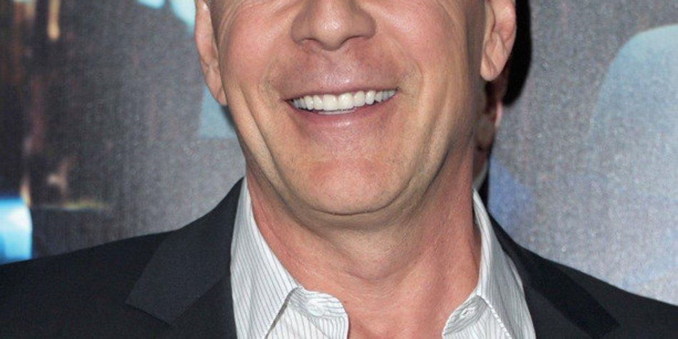 Bruce Willis wird Vater