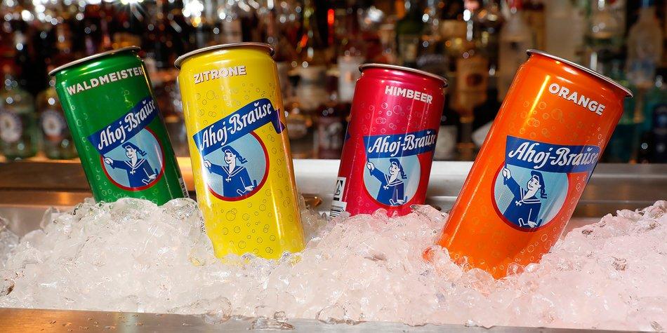 Ahoi-Brause neuer Drink to go