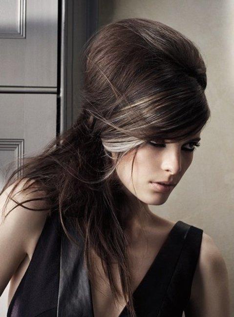Schwarze Haare | desired.de