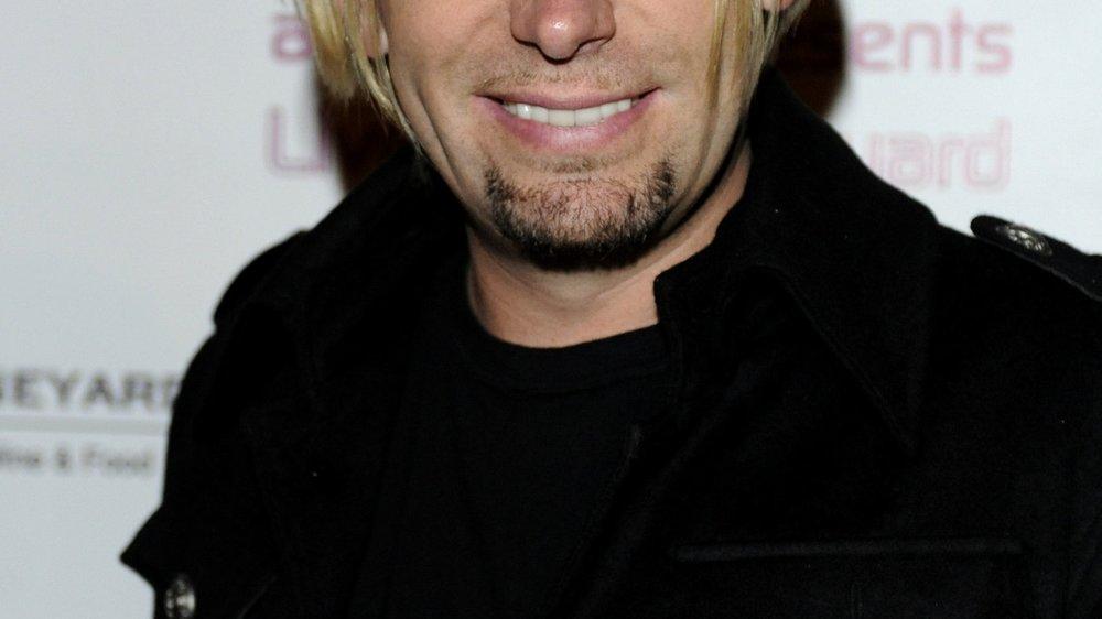 Chad Kroeger: Überraschungs-Hochzeit mit Avril Lavigne