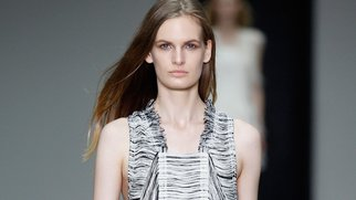 Calvin Klein setzt bei der New York Fashion Week auf den Oversized-Look!