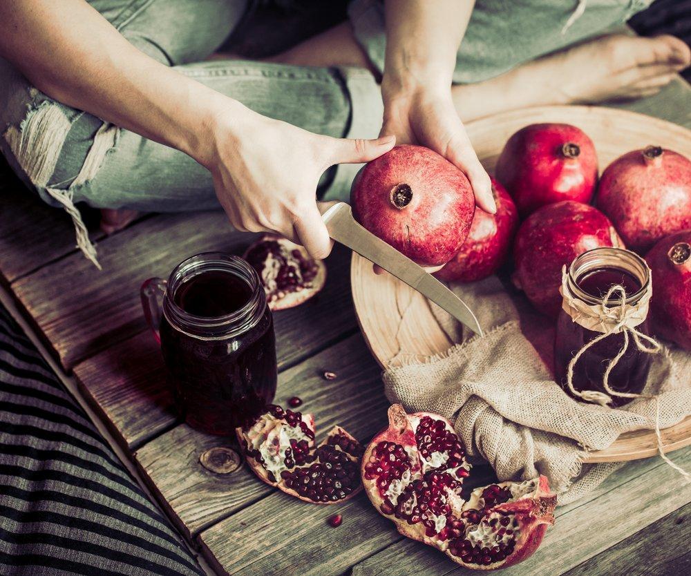 Hilft Granatapfel beim Abnehmen?