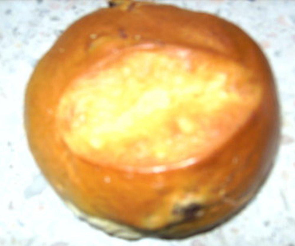 Dinkelbötchen mit Rosinen