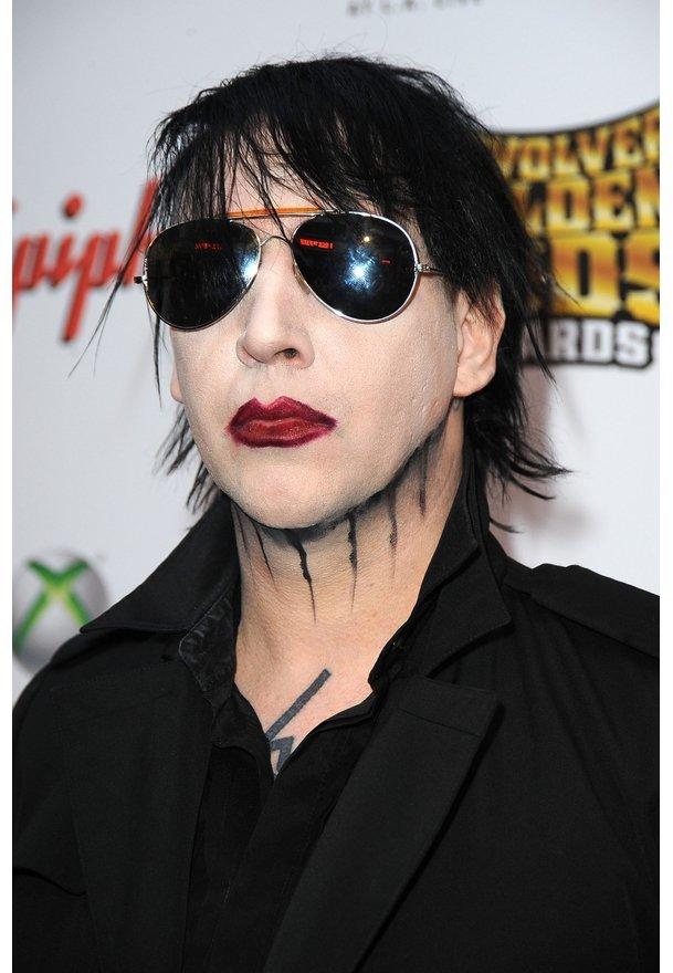 Marilyn Manson kann nichts mit Lady Gaga anfangen.