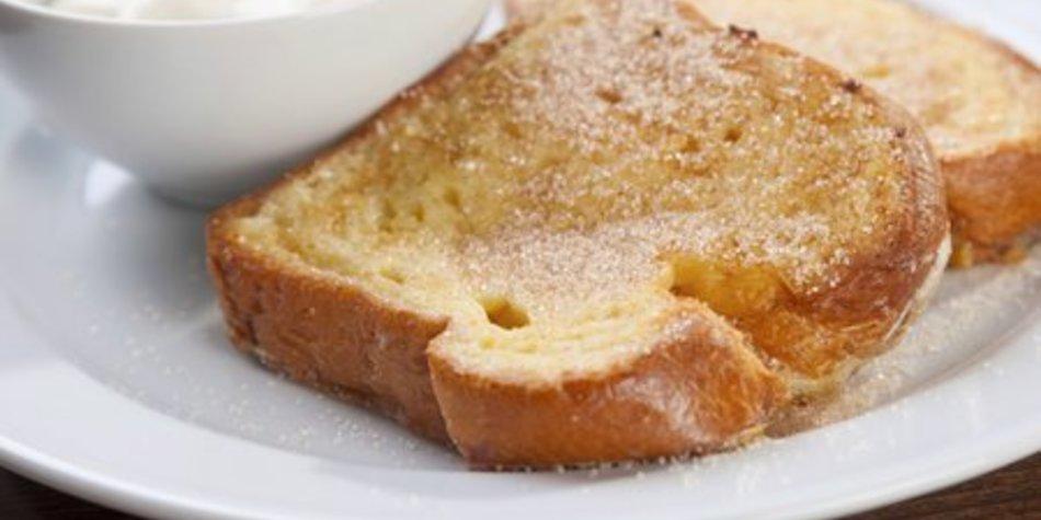 French Toast ohne Ei