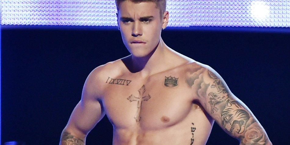 Justin Bieber: War er Selenas Erster?