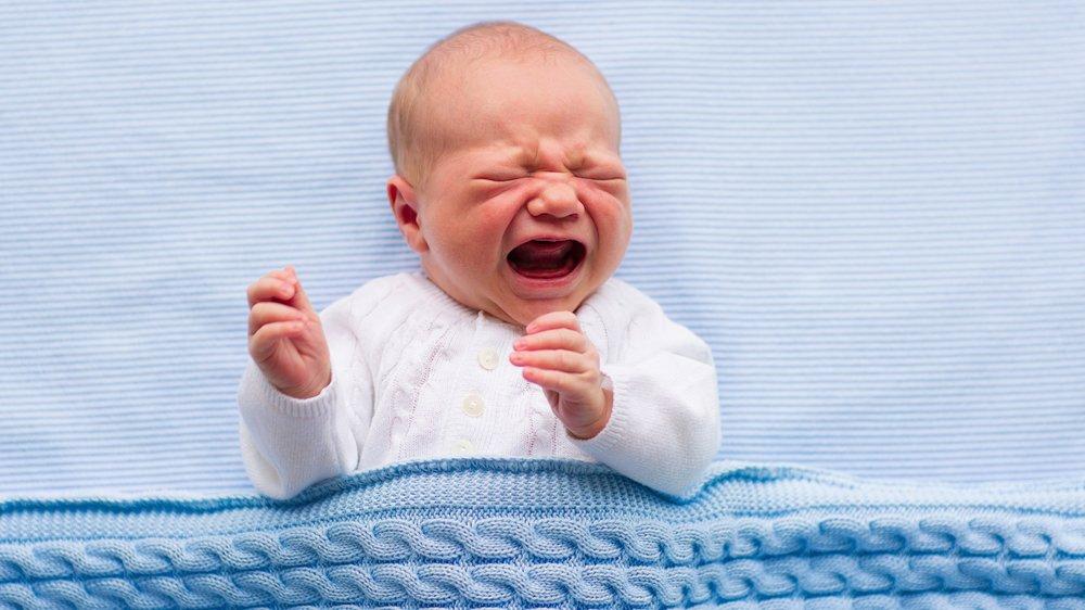 Baby schreien lassen