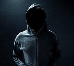 Anonymer Mann