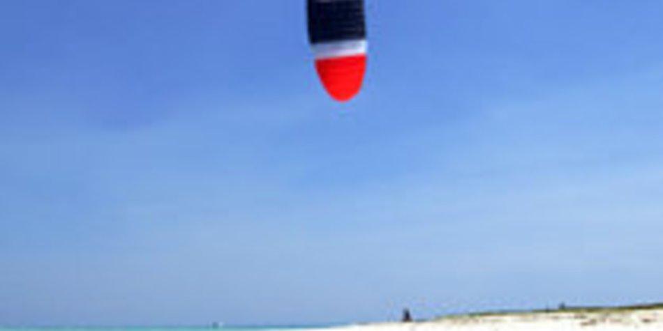 Kitesurfen – Viel Spaß, doch bitte mit Vorsicht genießen!
