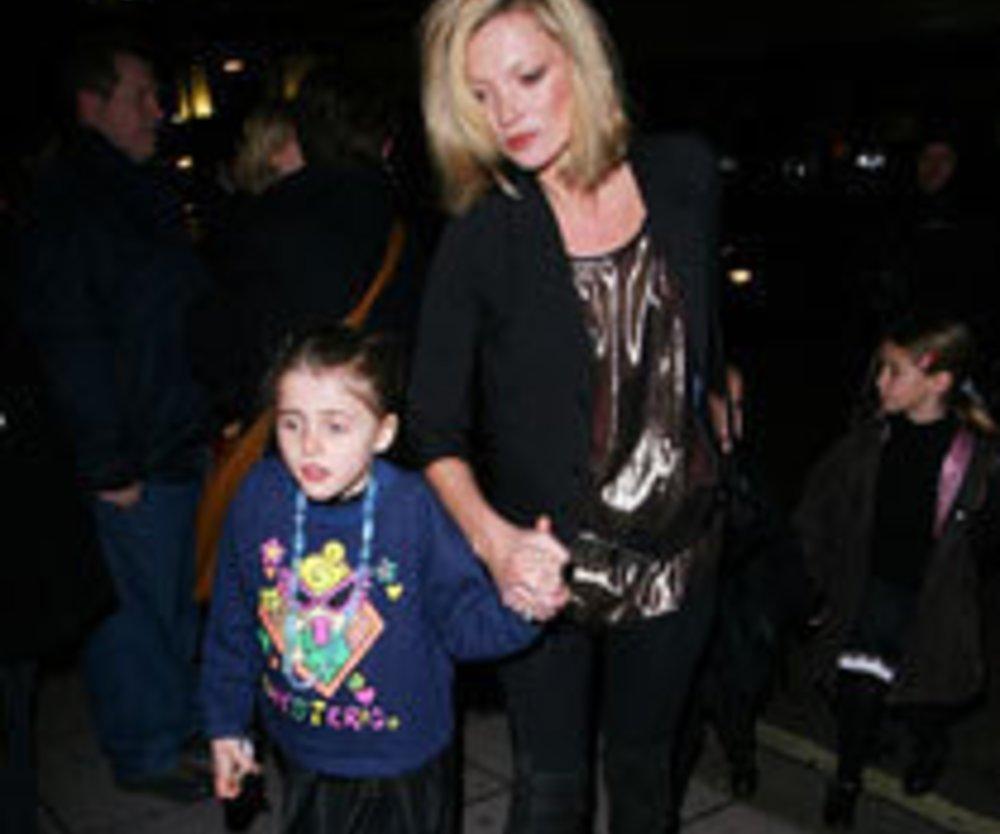 Zweites Kind für Kate Moss?
