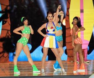 Katy Perry rockt den Super Bowl
