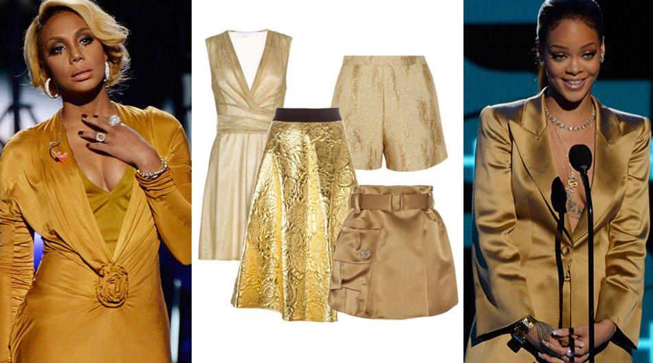 Tamar Braxton und Rihanna