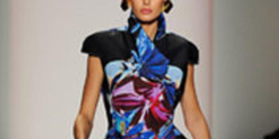 Highfashion auf der Fashion Week