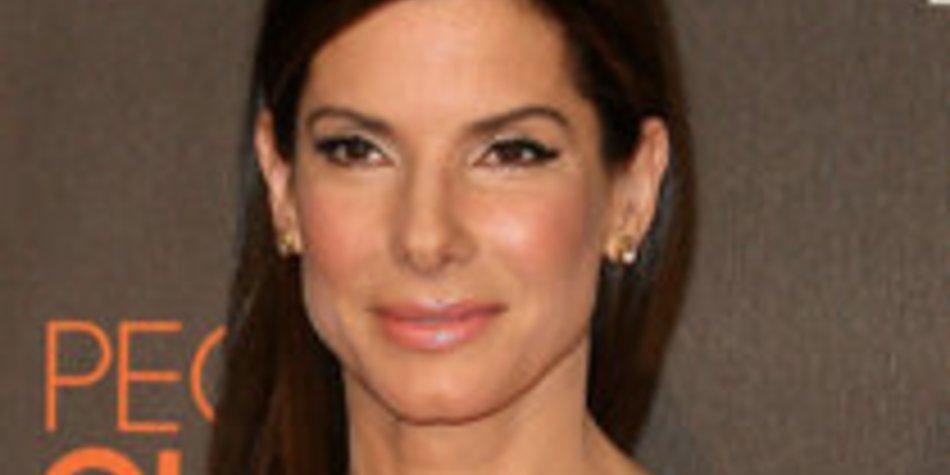Sandra Bullock: unbeeindruckt von Hollywood