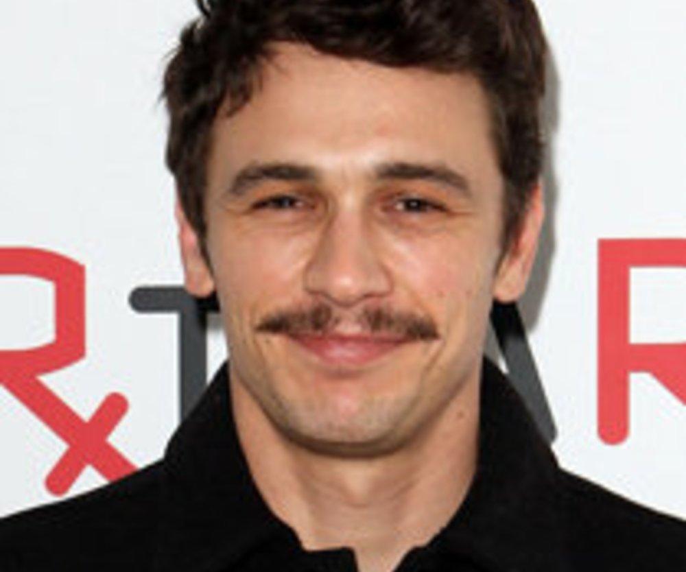 """James Franco: """"Vielleicht bin ich schwul"""""""