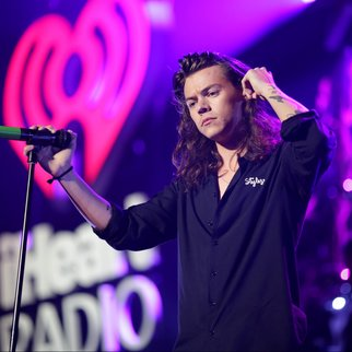 performs onstage during 102.7 KIIS FM's Jingle Ball 2015 Presented by Capital One at STAPLES CENTER on December 4, 2015 in Los Angeles, California.