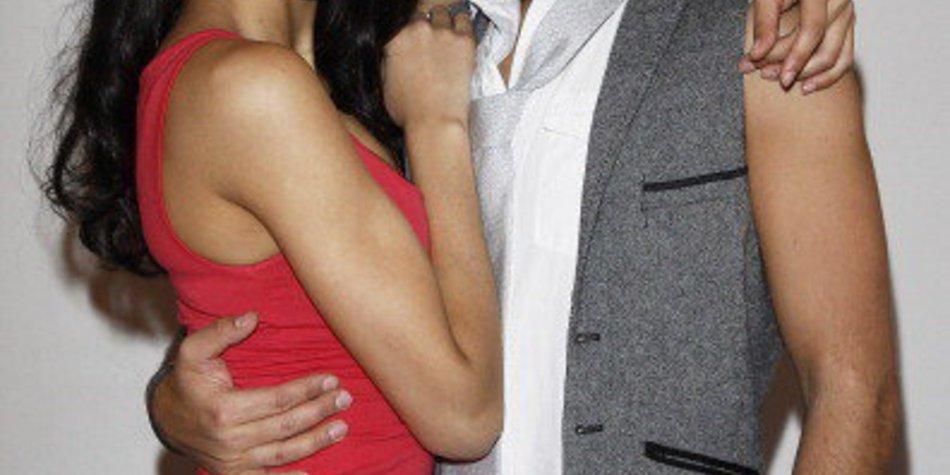 Rebecca Mir und Massimo Sinató sind offiziell ein Paar
