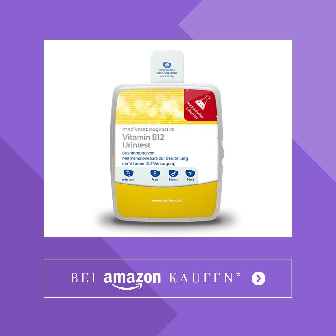 Vitamin B12 Selbsttest