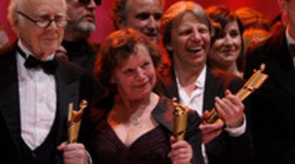 Deutscher Filmpreis: Große Gefühle