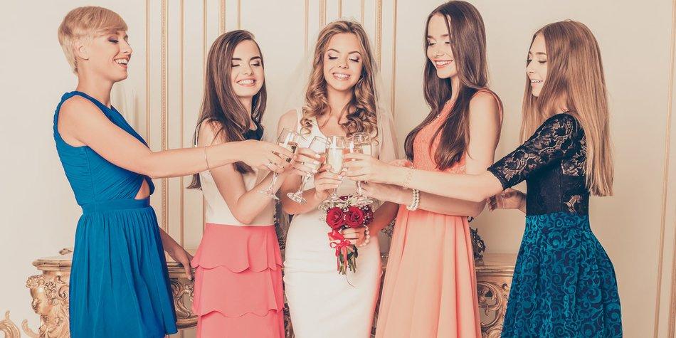 Hochzeitsgast Dresscode