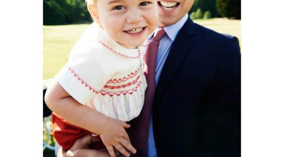 Happy Birthday, Prinz George!