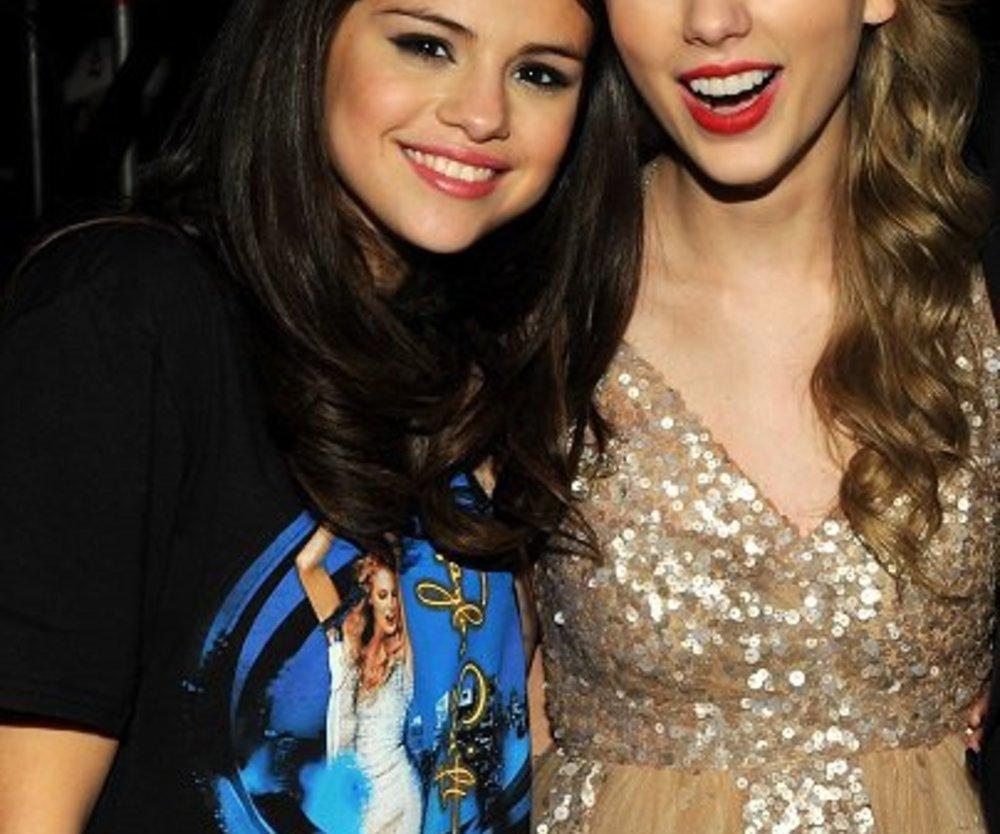Selena Gomez: Ice-Bucket-Challenge rettet Freundschaft zu Taylor Swift