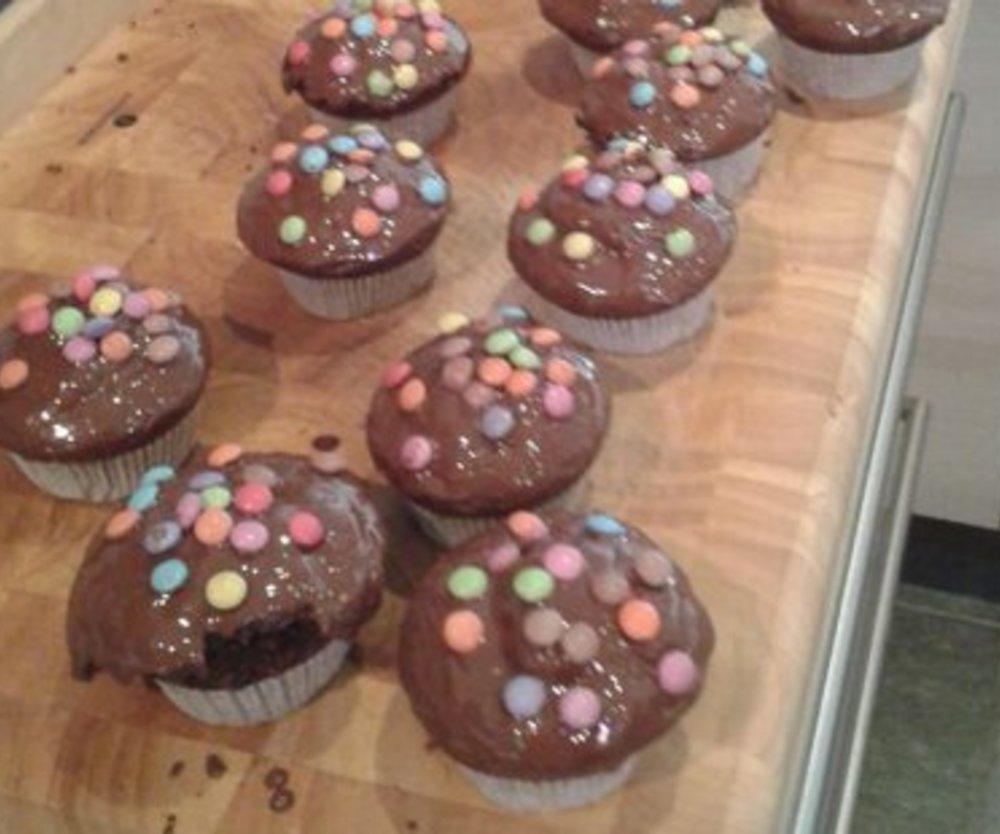Saftige Schoko-Muffins mit VERPOORTEN ORIGINAL Eierlikör