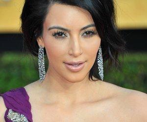 Kim Kardashian war zu laut