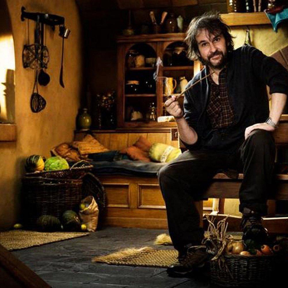 """Peter Jackson: Erste Bilder von """"The Hobbit"""""""