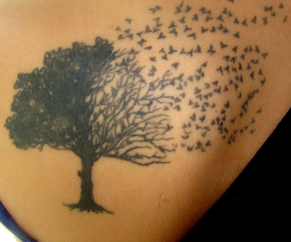 Baum Tattoo