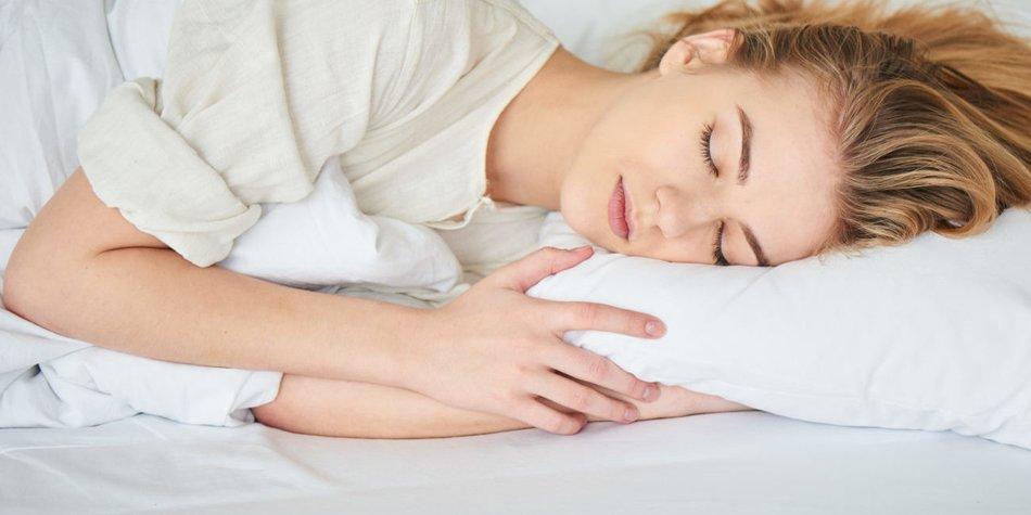 Zucken beim Einschlafen