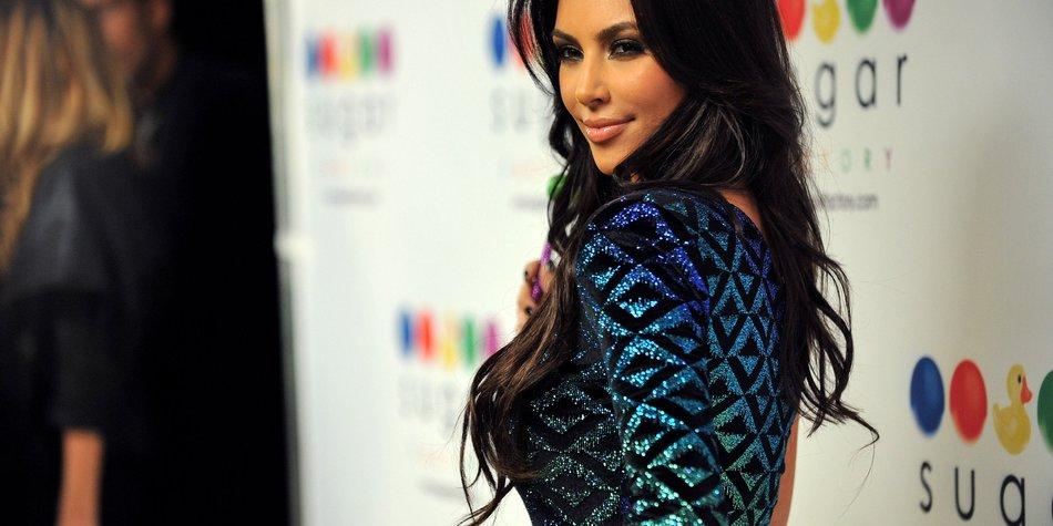 Kim Kardashian: Muttermilch gegen Schuppenflechte