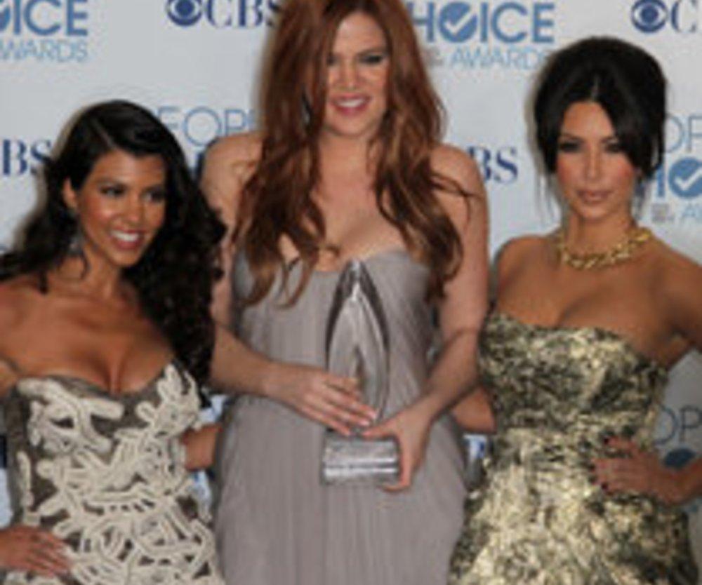 Kim Kardashian und ihre Schwestern verklagt