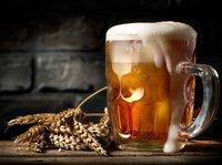 Leckeres Bier