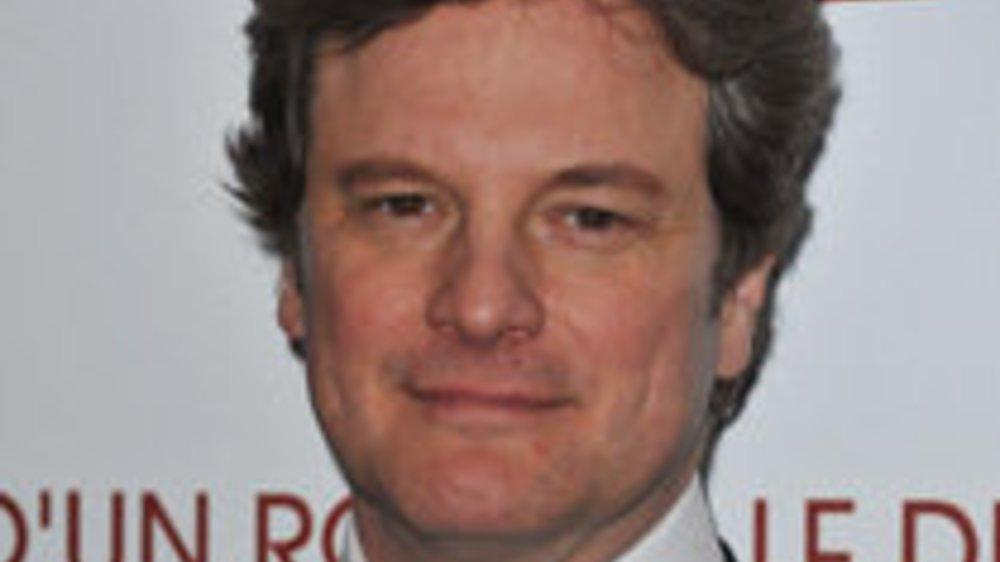 "Colin Firth: Stern auf dem ""Walk of Fame"""