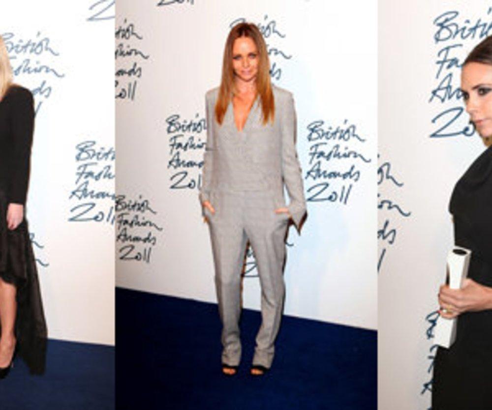 British Fashion Awards 2011 – Die Gewinner