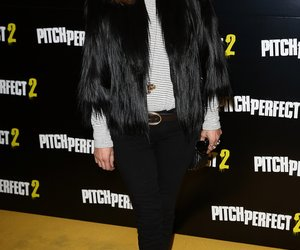 Kate Moss stört über den Wolken