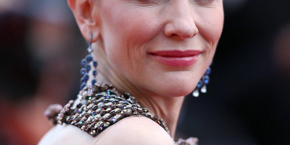 Cate Blanchett und Emily Blunt streichen Werbedeal ein