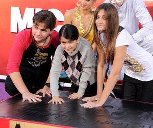 Michael Jackson: Kinder ehren ihn