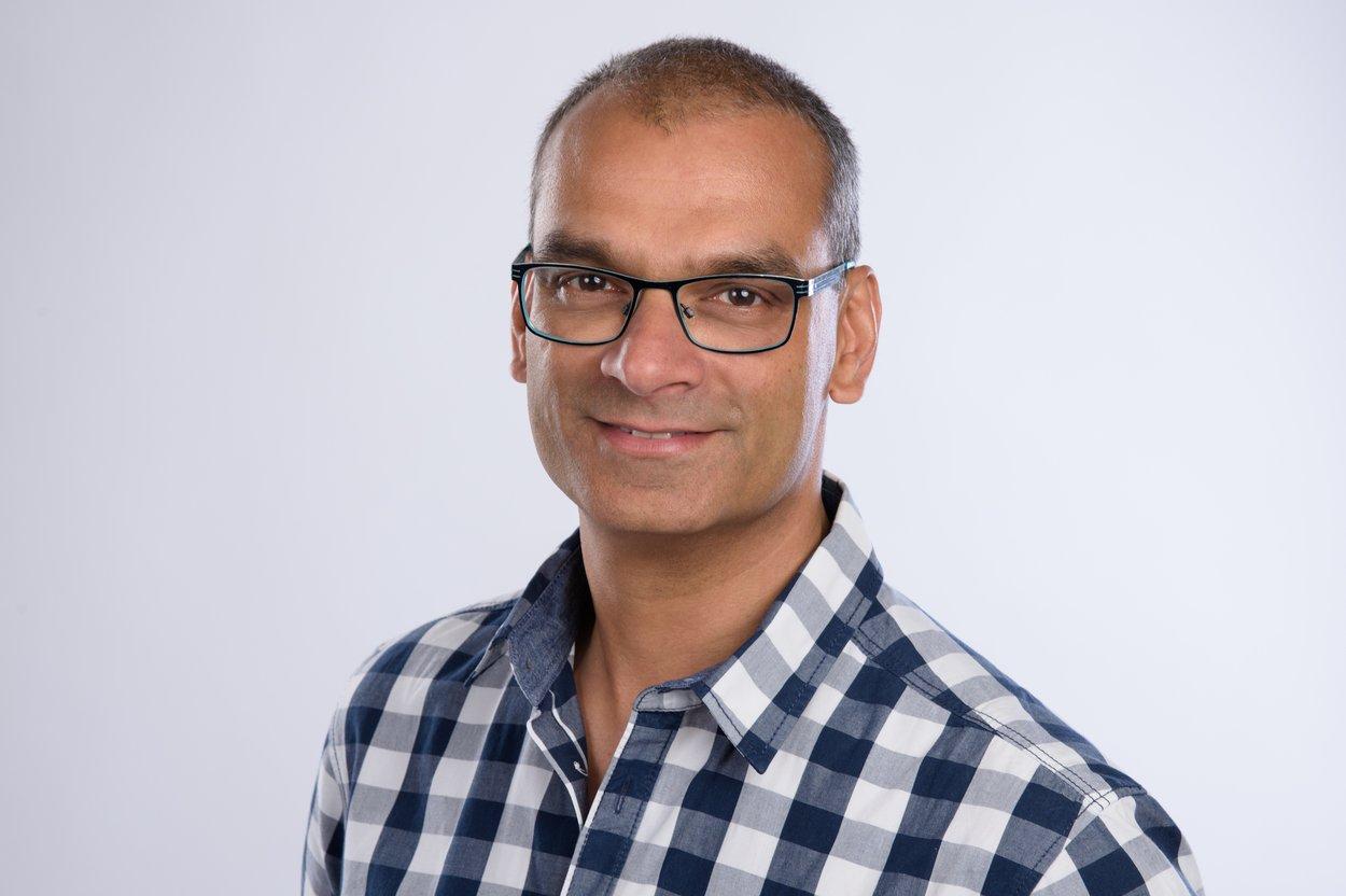Dr. Martin Raghunath