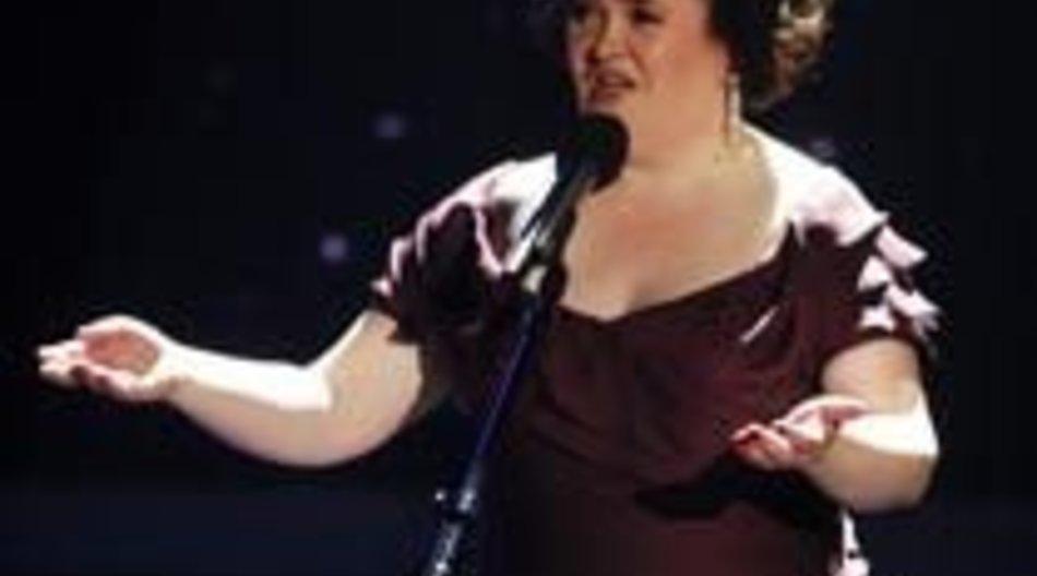 Susan Boyle: Ständchen für Papst?