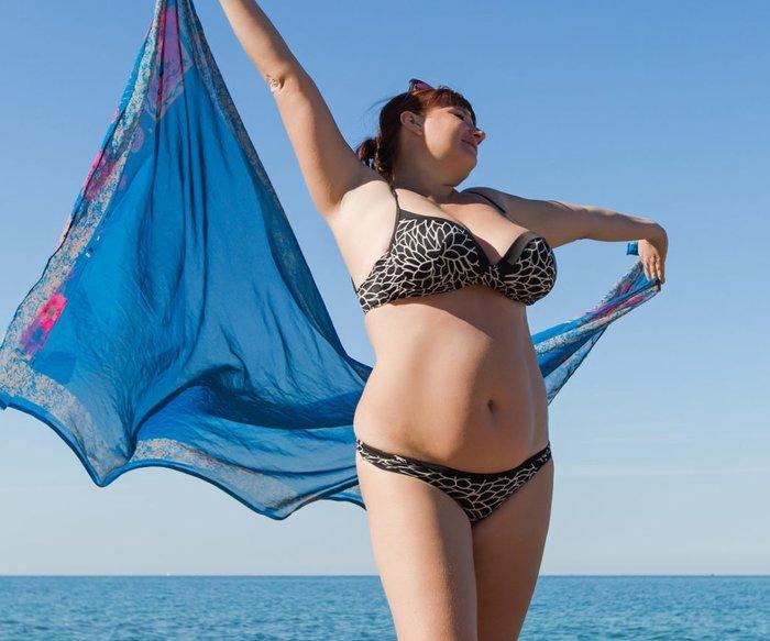 Bikini für Mollige