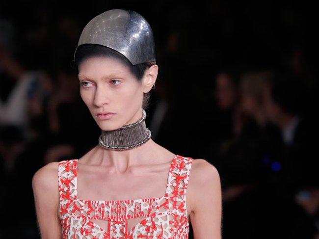 Fashion Week Model