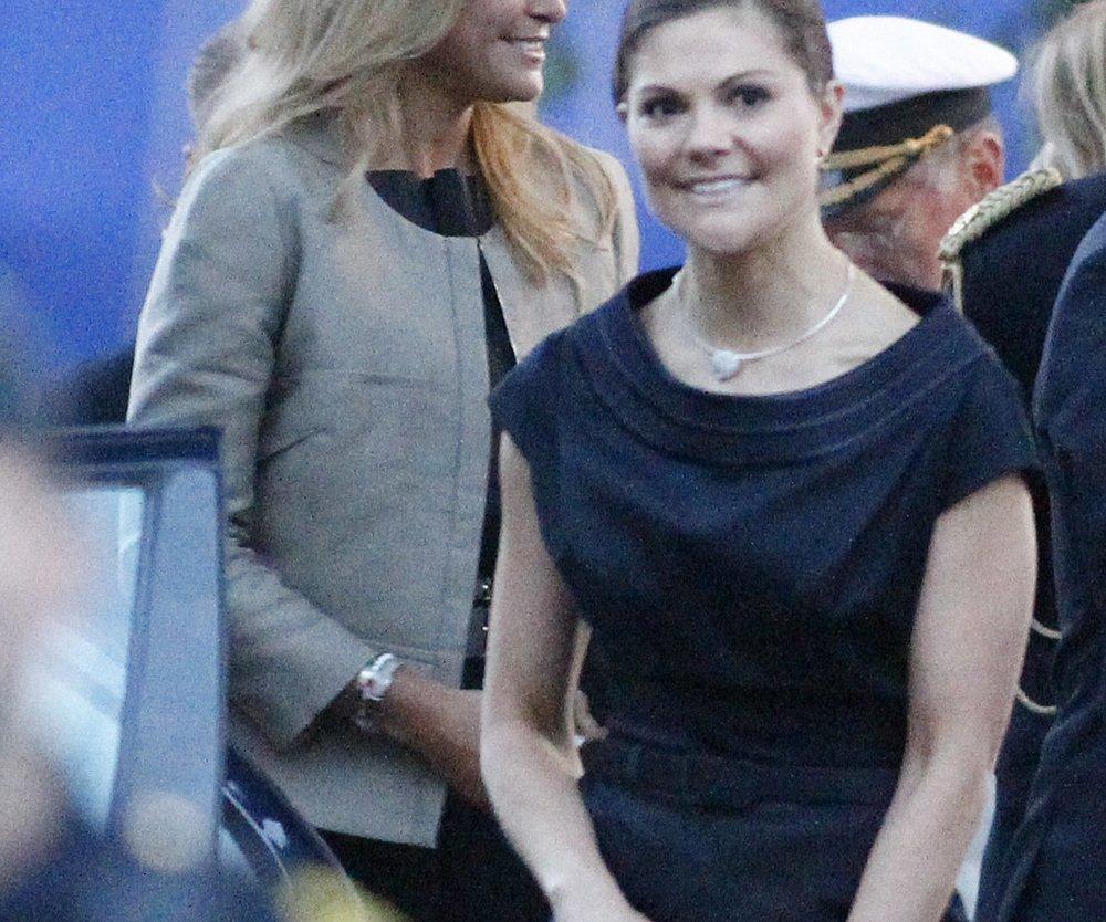 Prinzessin Madeleine: Besuch von Victoria von Schweden!