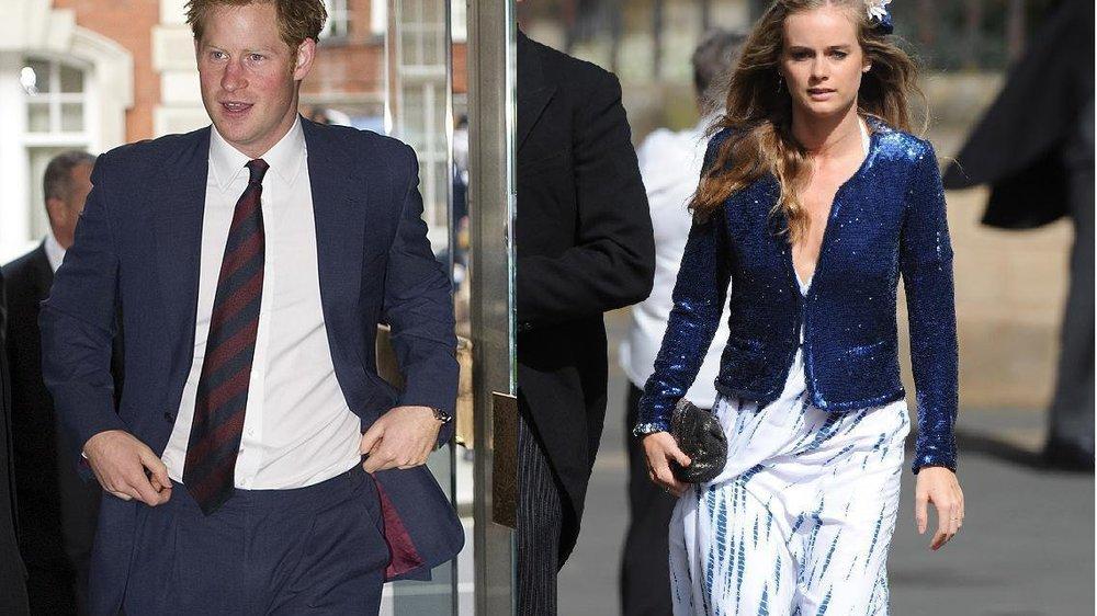 Prinz Harry: Peinlicher Auftritt seiner Freundin!