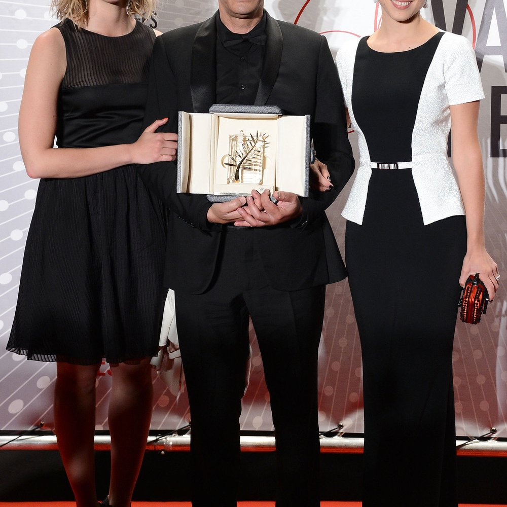 Cannes 2013: Goldene Palme verliehen