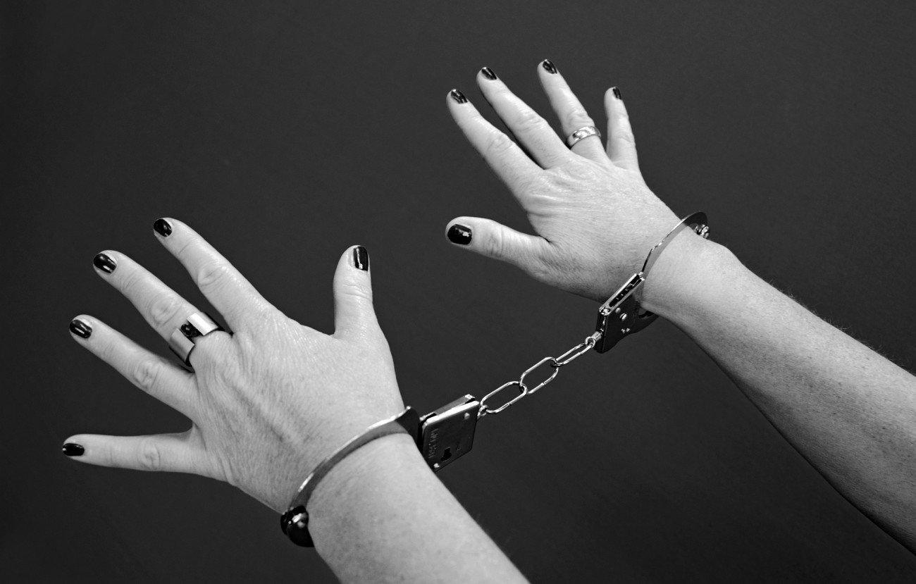 BDSM Handschellen