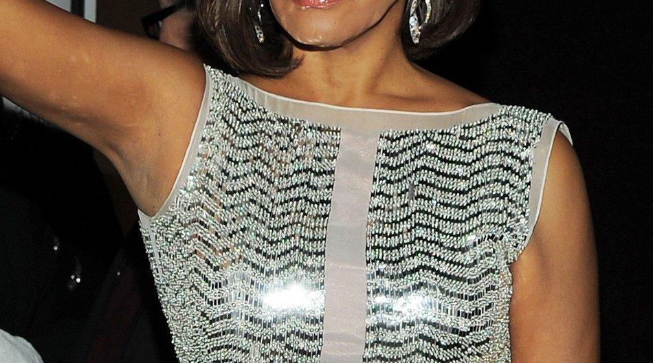 Whitney Houston war ein körperliches Wrack