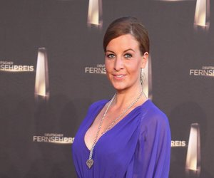 COLOGNE, GERMANY - OCTOBER 02: Charlotte Engelhardt attends the German TV Award 2011 (Deutscher Fernsehpreis 2011) at Coloneum on October 2, 2011 in Cologne, Germany. (Photo by Ralf Juergens/Getty Images)